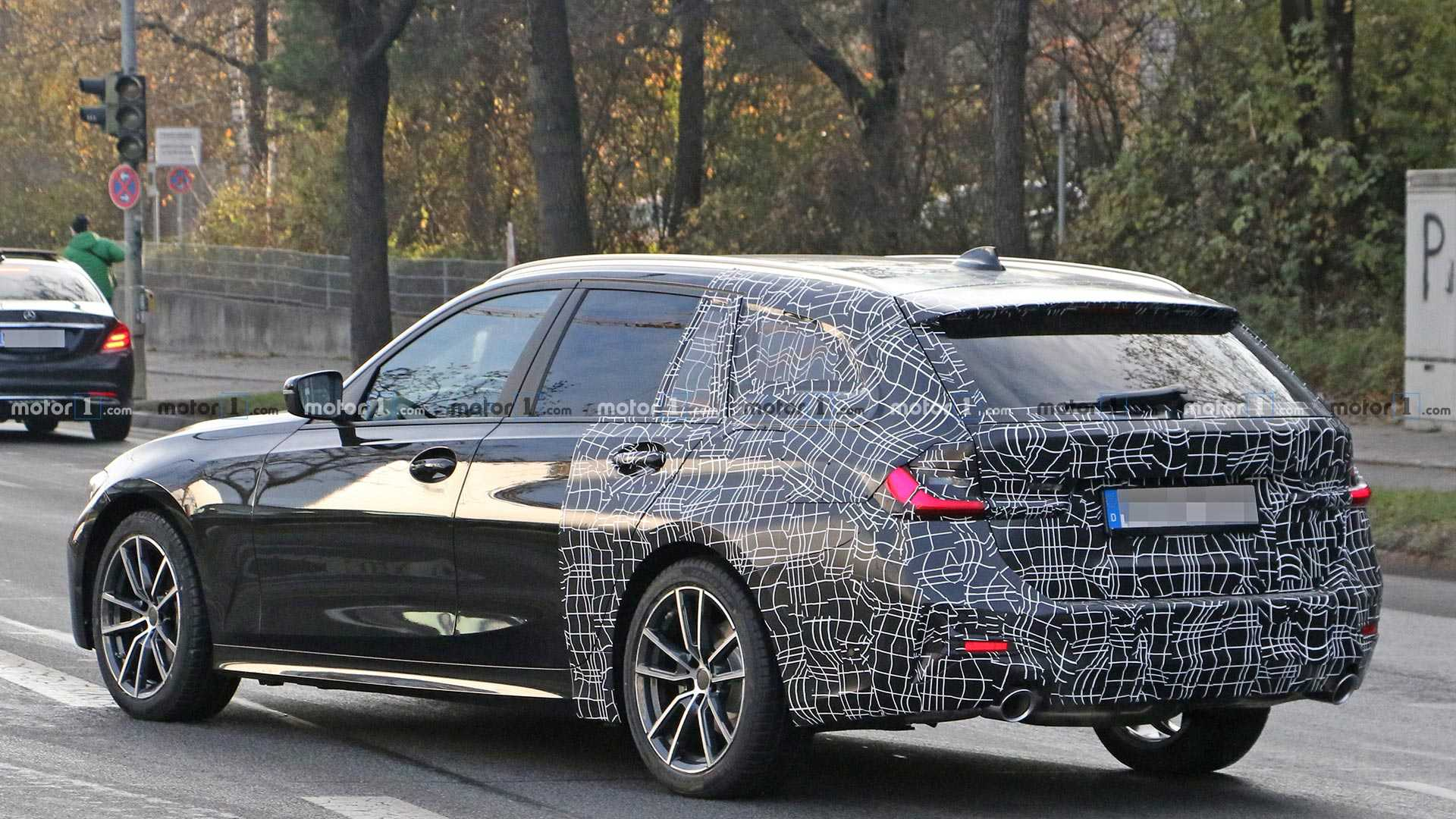 16 New Spy Shots BMW 3 Series Concept And Review
