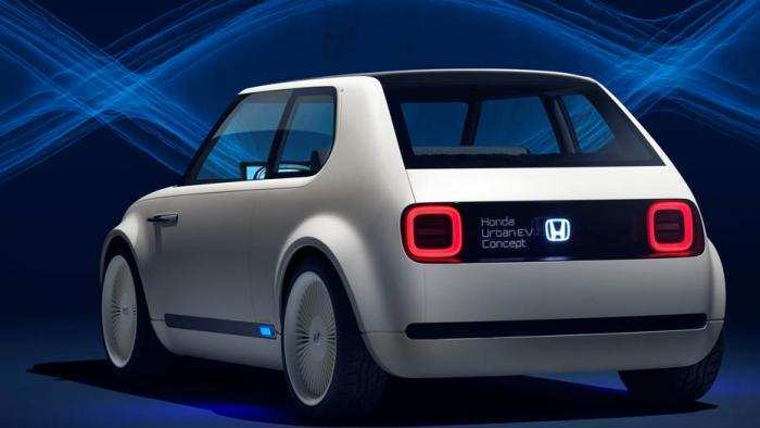 16 New Volkswagen Ev 2019 Redesign And Concept