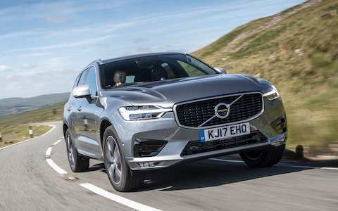 16 New Volvo Xc60 2019 Manual Concept And Review
