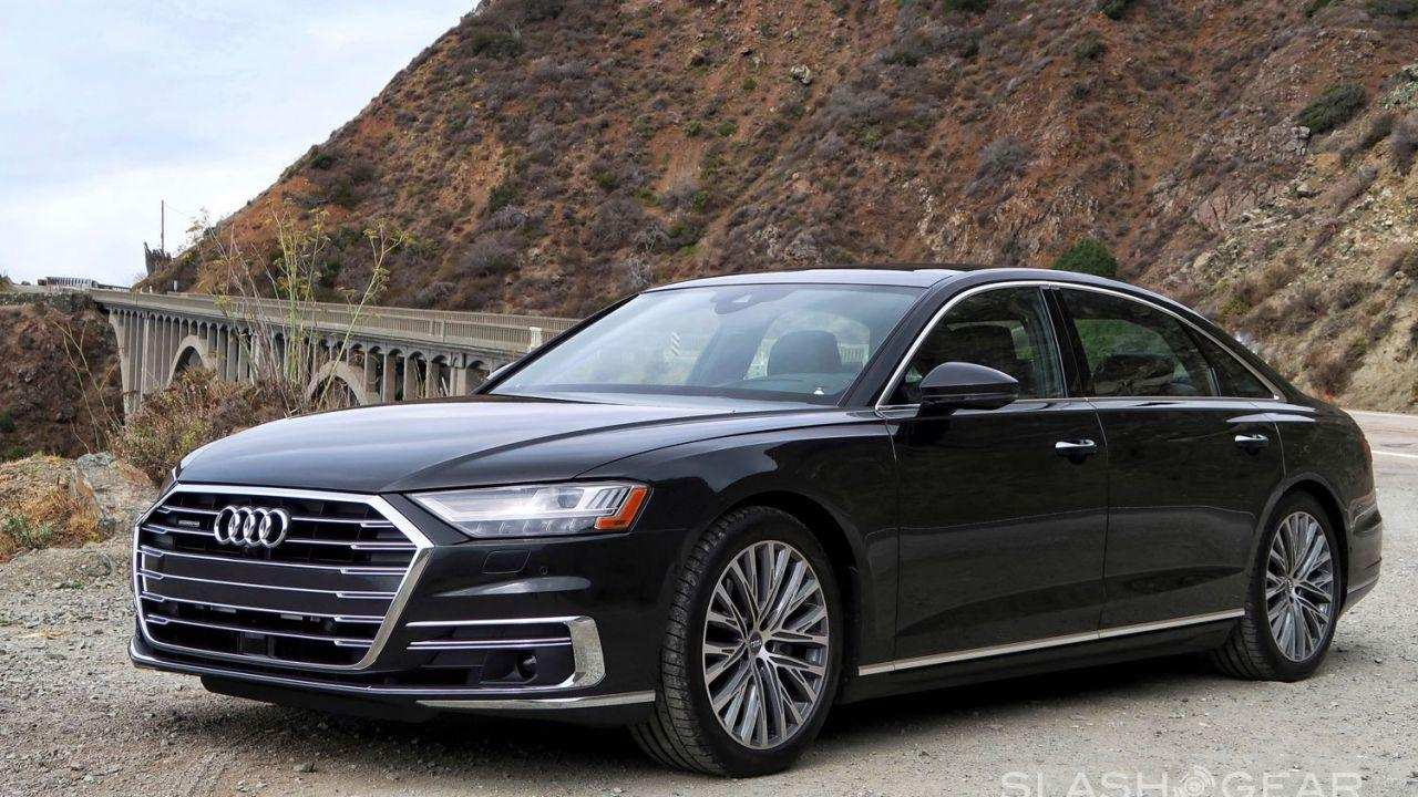 16 The 2019 Audi A8 Photos