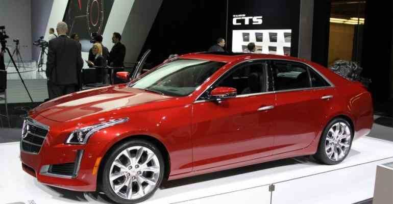 16 The 2019 Cadillac LTS Price Design And Review