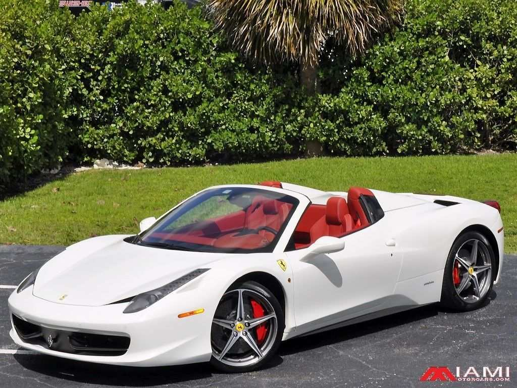16 The 2019 Ferrari 458 Spider Wallpaper
