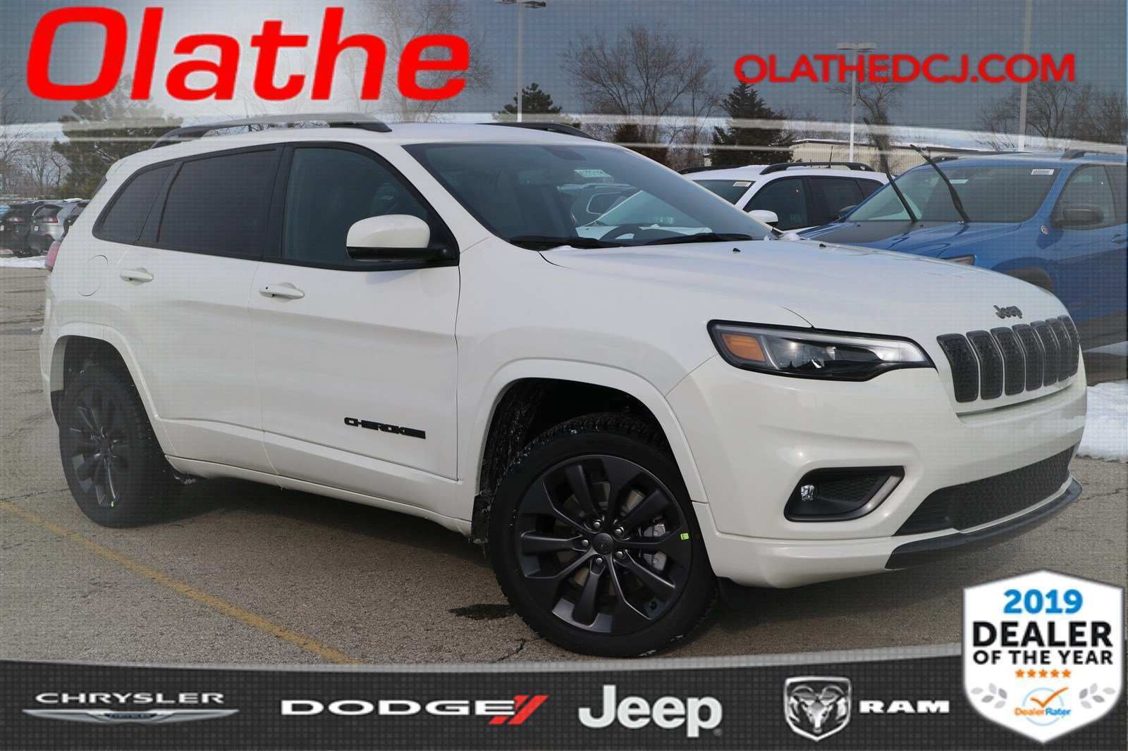16 The 2019 Grand Cherokee Release