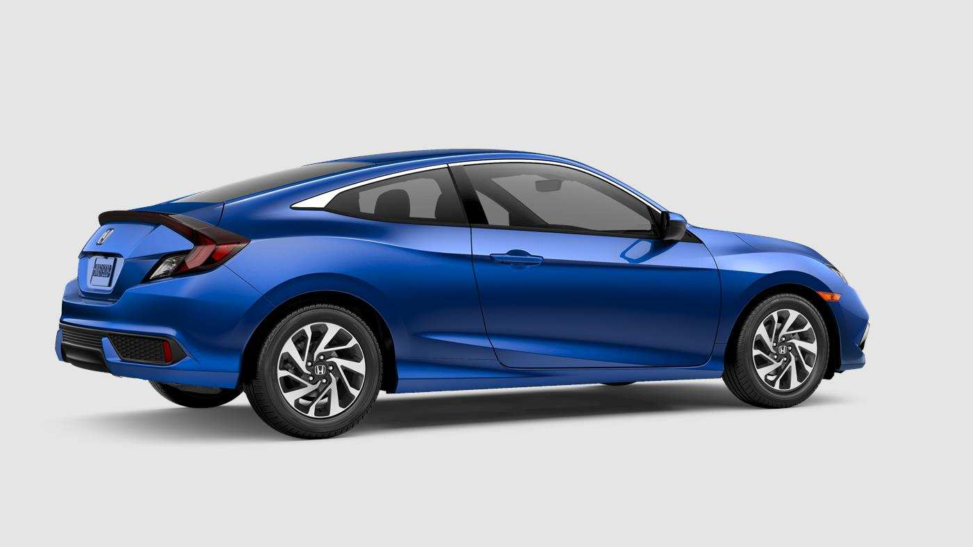 16 The 2019 Honda Civic Coupe New Concept