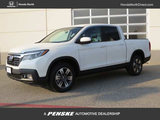 16 The 2019 Honda Ridgeline Configurations