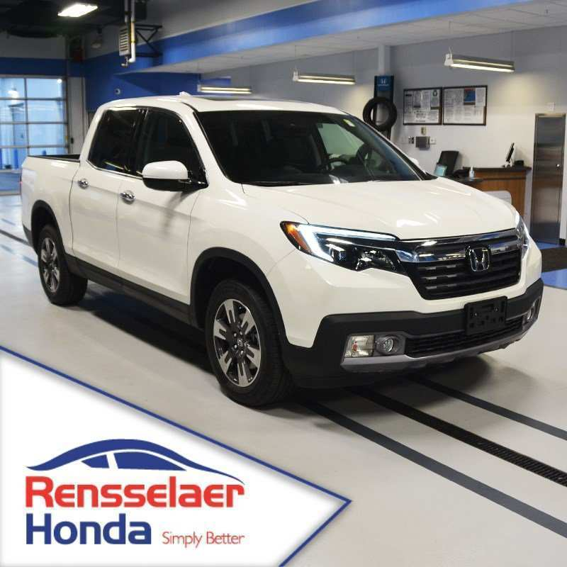 16 The 2019 Honda Ridgeline Redesign