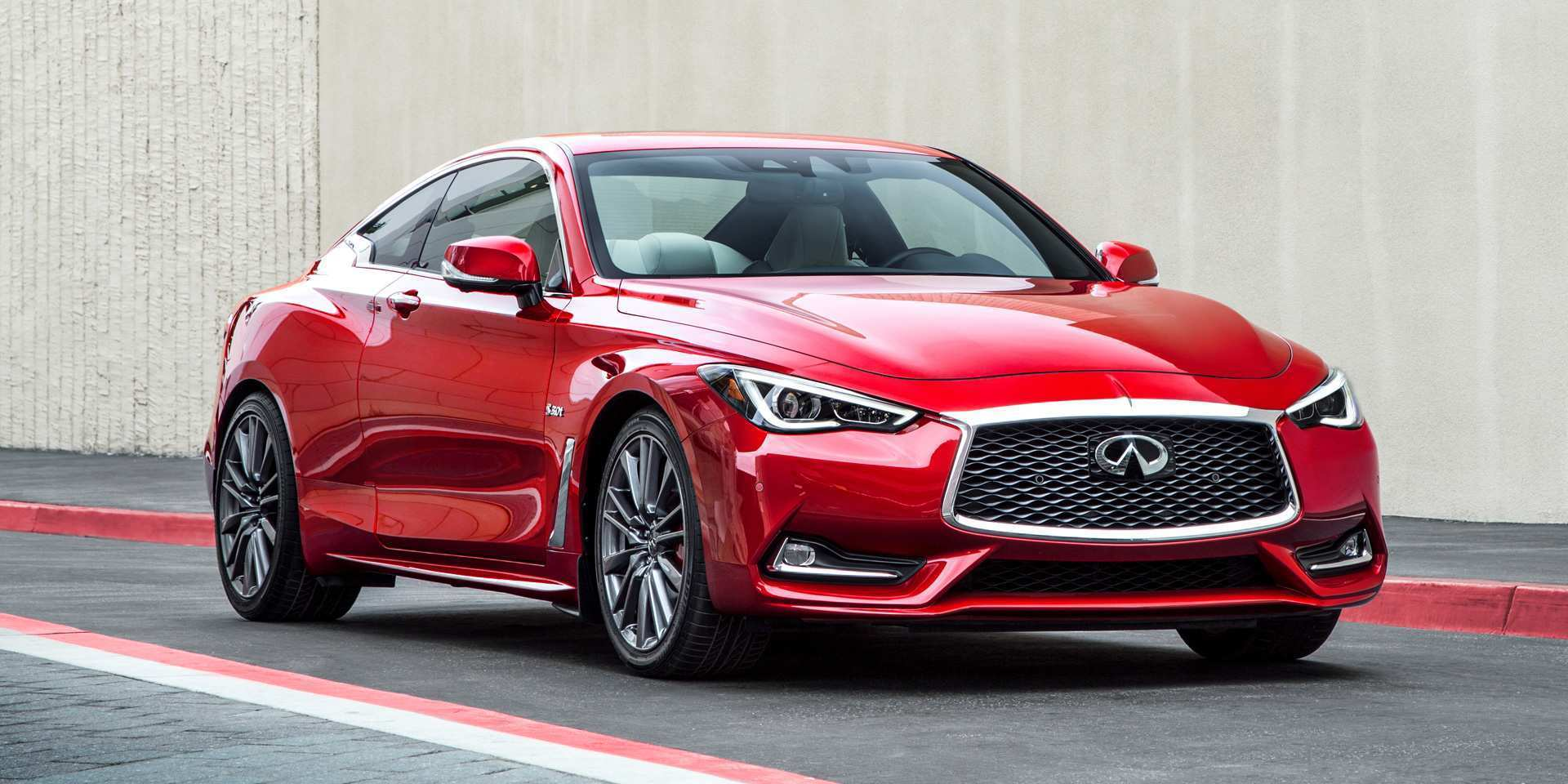 16 The 2019 Infiniti Q60 Coupe Convertible Exterior And Interior