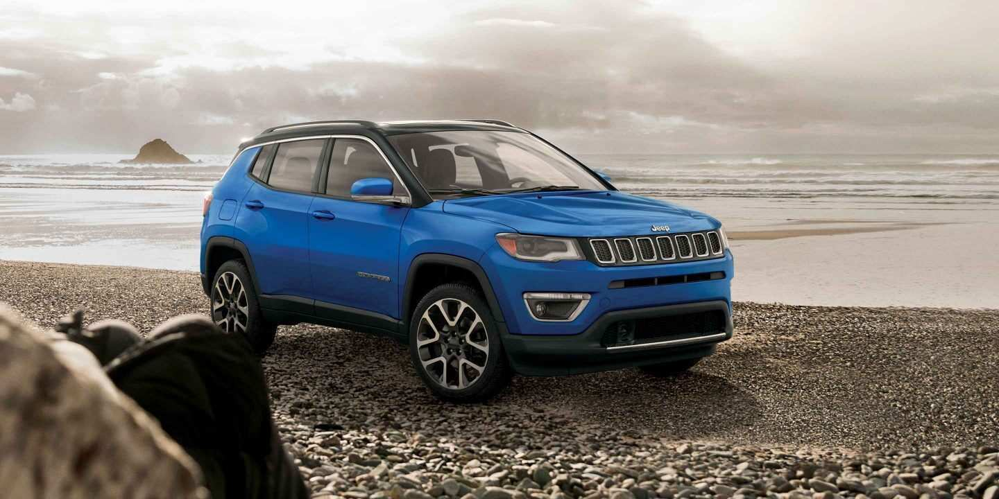 16 The 2019 Jeep Compass Engine