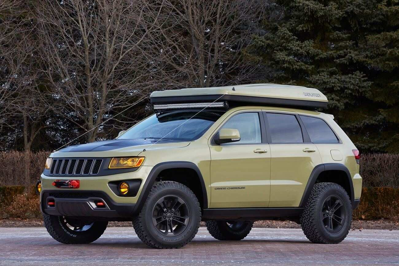 16 The 2019 Jeep Grand Wagoneer Configurations