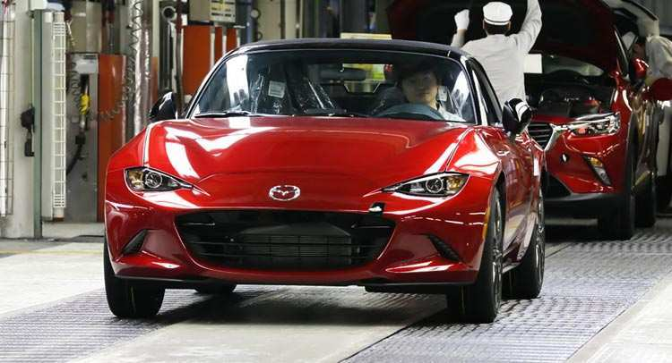 16 The 2019 Mazda RX7 Speed Test