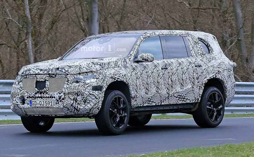16 The 2019 Mercedes GLS Pictures