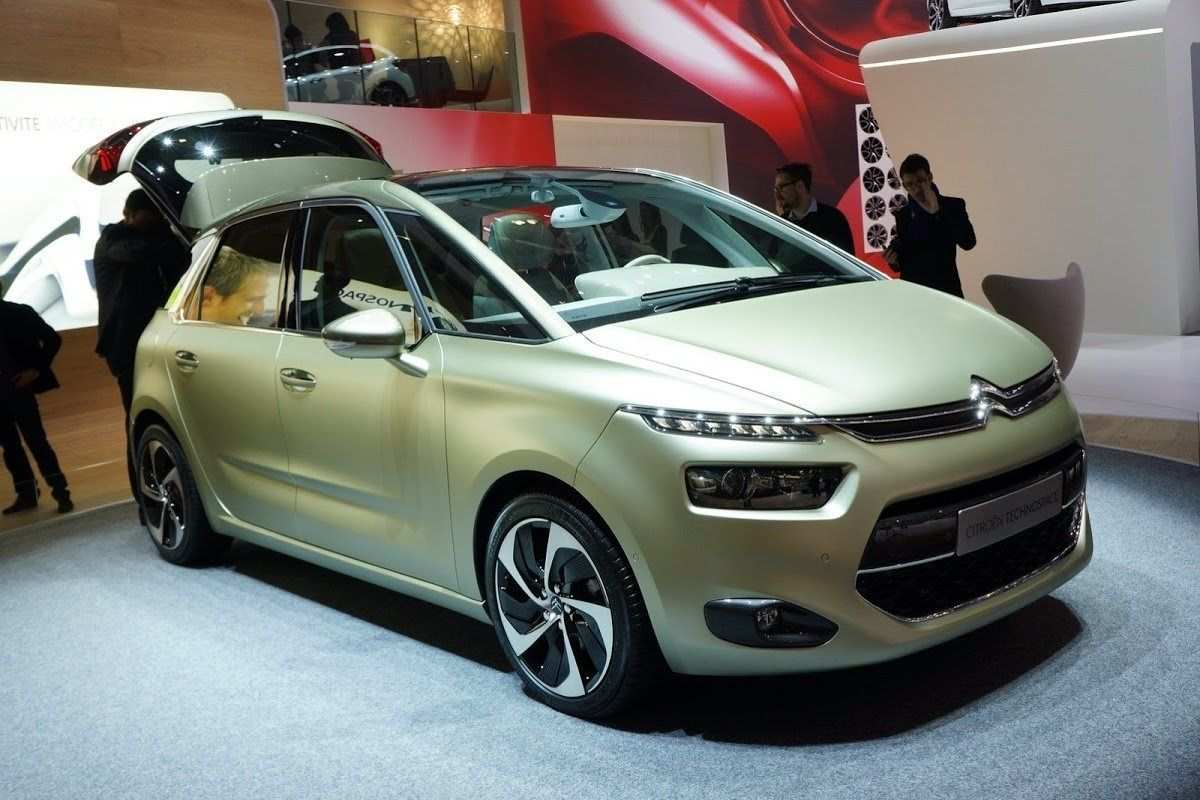 16 The 2019 New Citroen C4 Picture