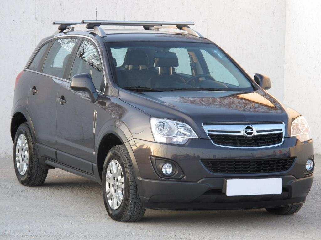 16 The 2019 Opel Antara Picture