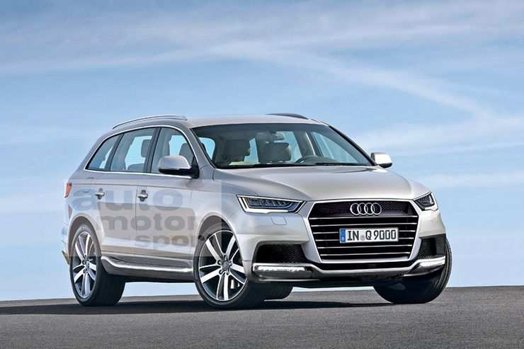 16 The 2020 Audi Q9 Price | Review Cars 2020