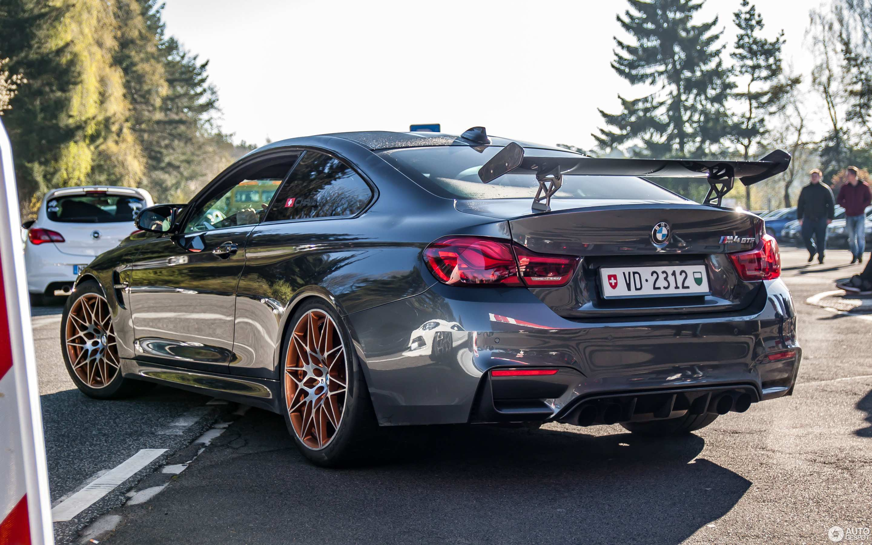 16 The 2020 BMW M4 Gts Exterior