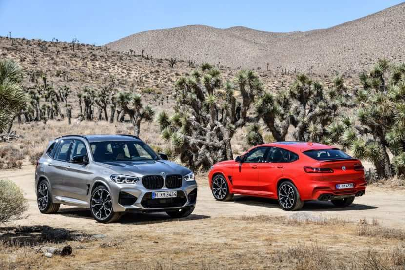 16 The 2020 BMW Ordering Guide Spy Shoot