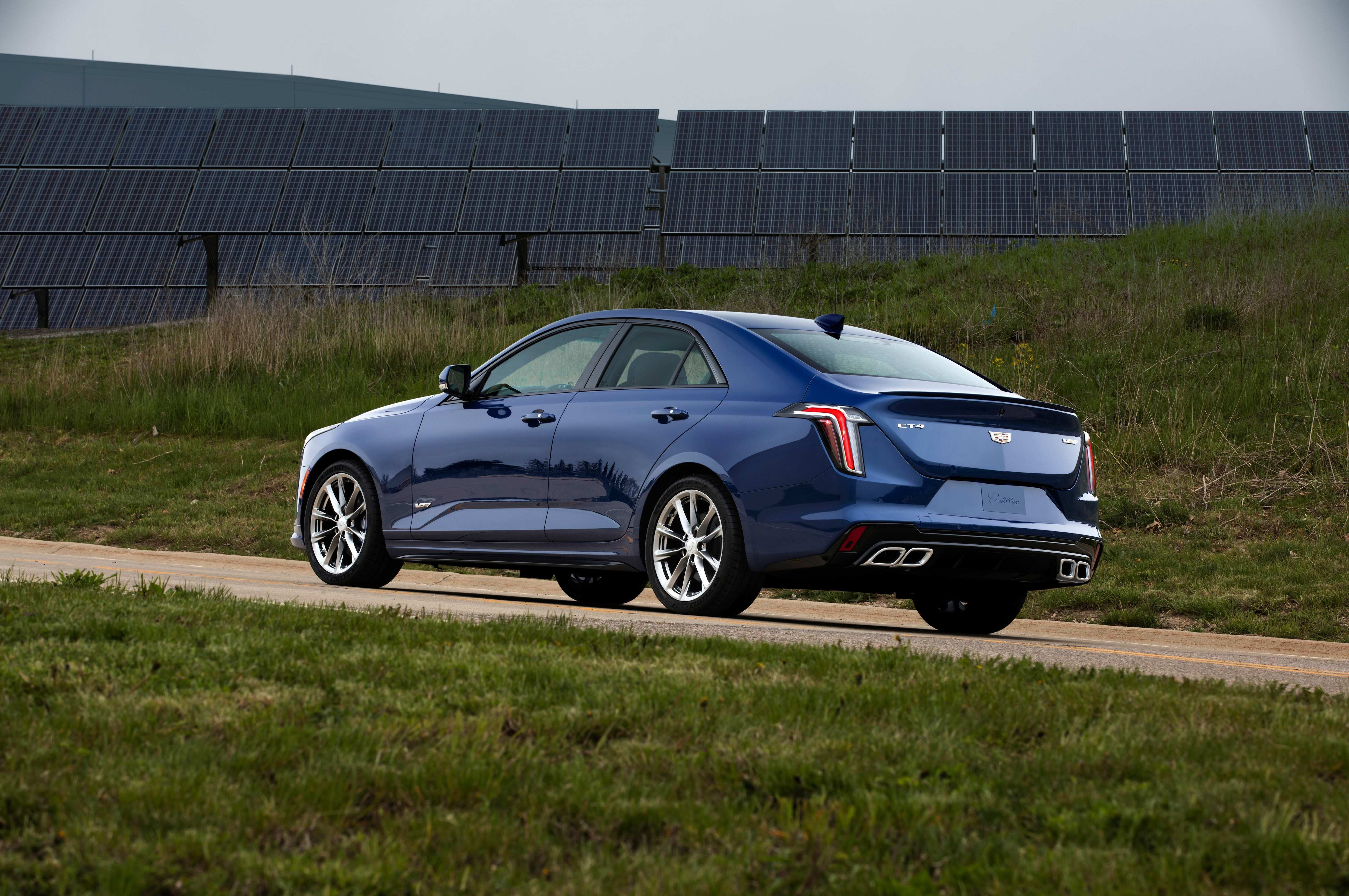 16 The 2020 Cadillac CTS V Release