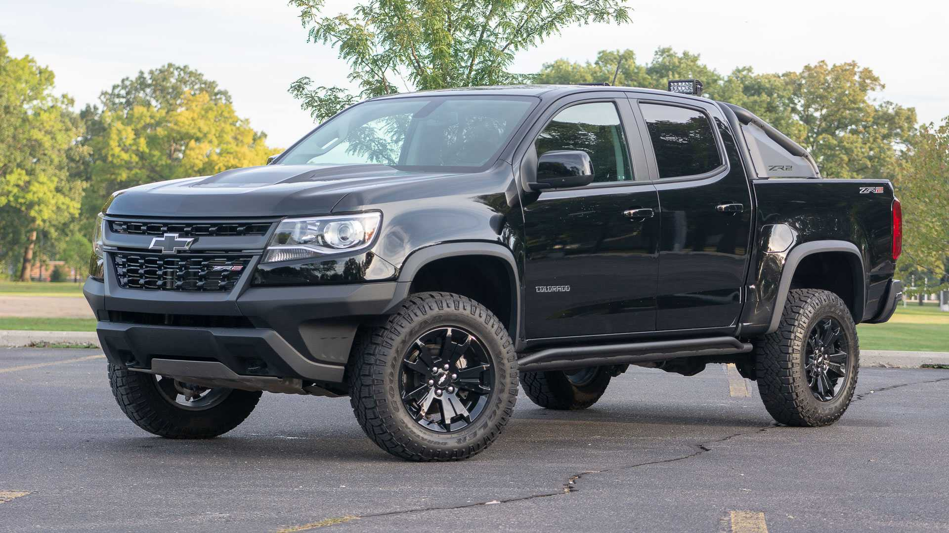 16 The 2020 Chevrolet Colorado Z72 Reviews