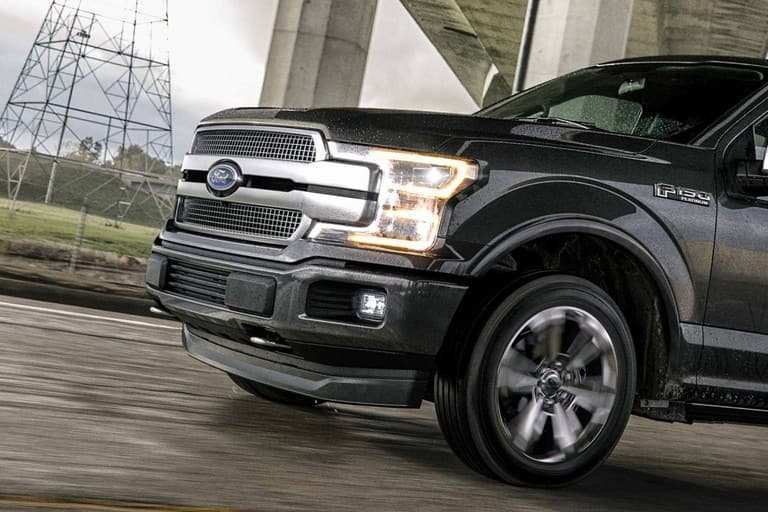 16 The 2020 Ford F100 Redesign
