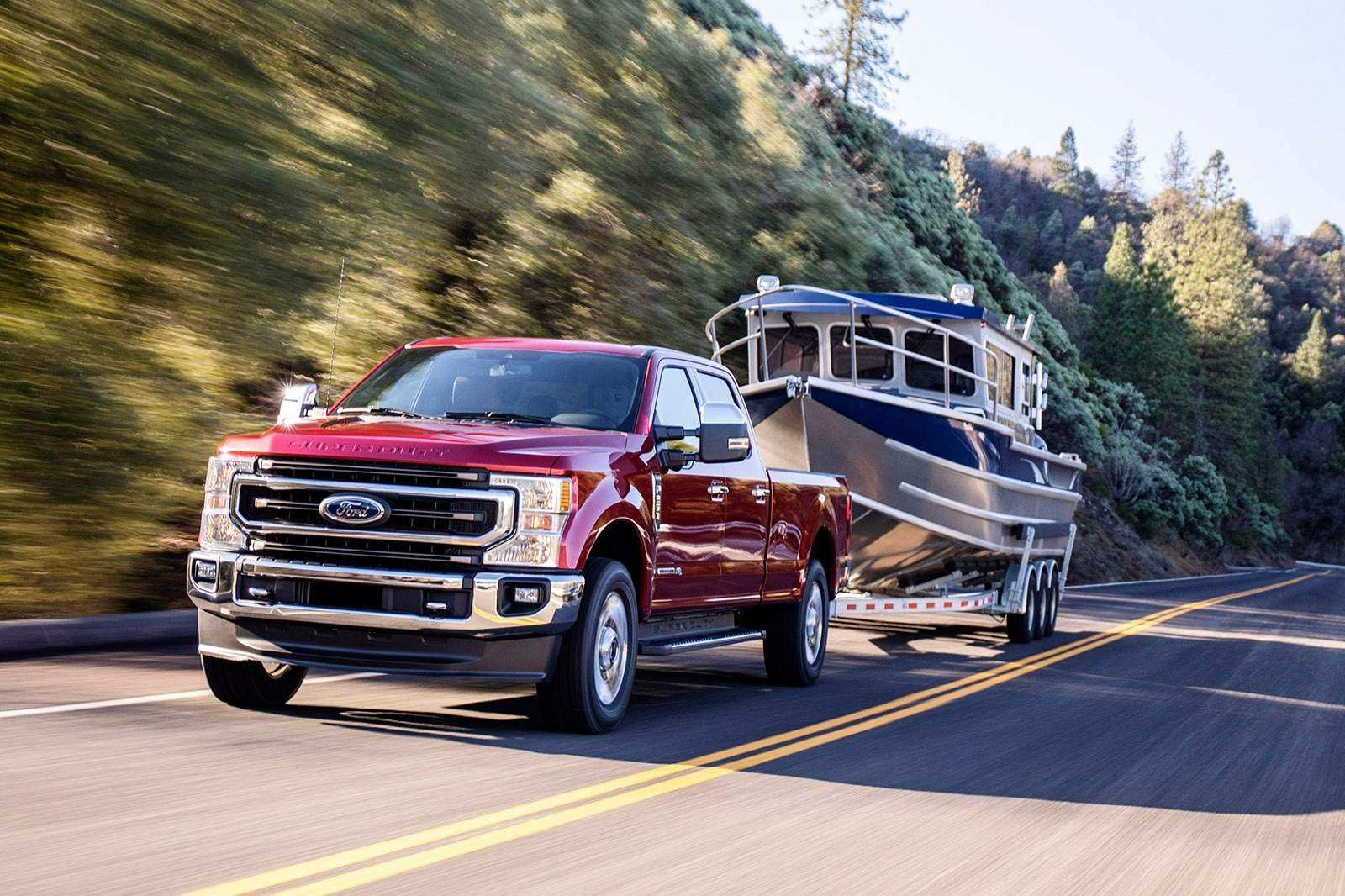 16 The 2020 Ford Super Duty Redesign And Concept