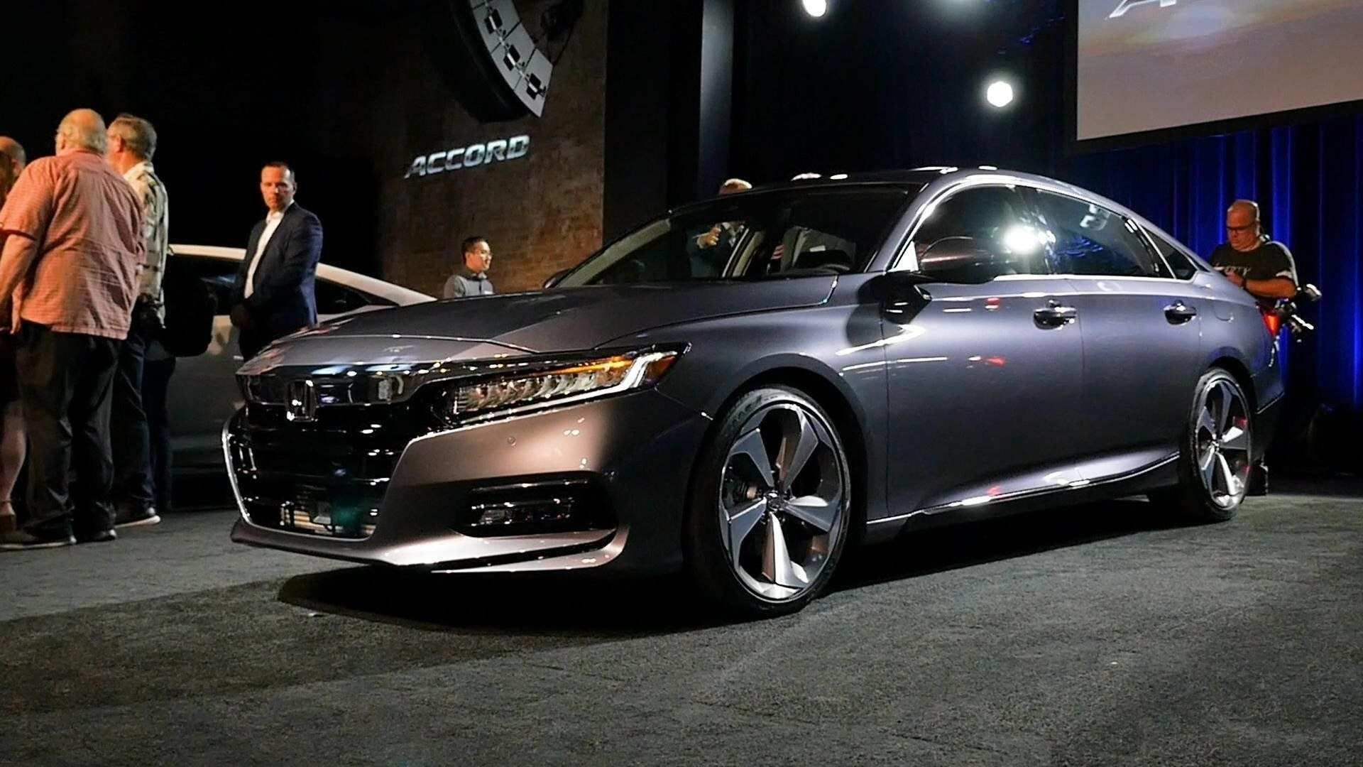 16 The 2020 Honda Accord Sedan Performance And New Engine