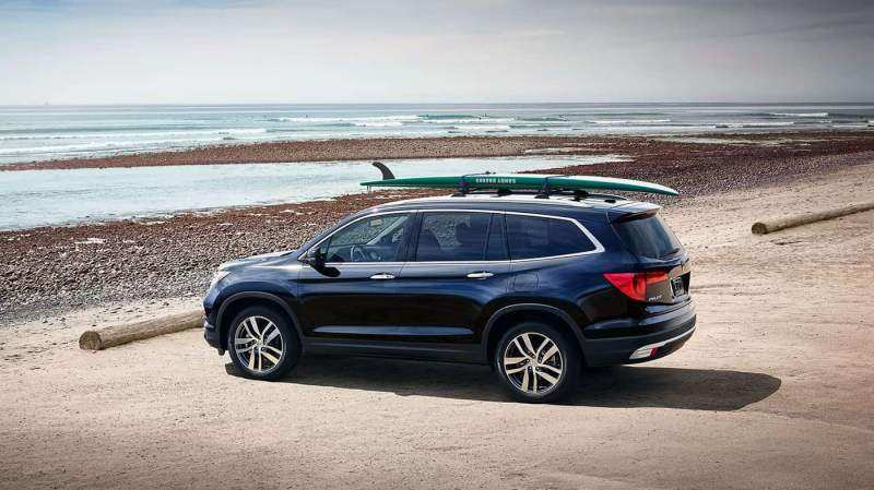 16 The 2020 Honda Pilot Spy Photos Price And Review