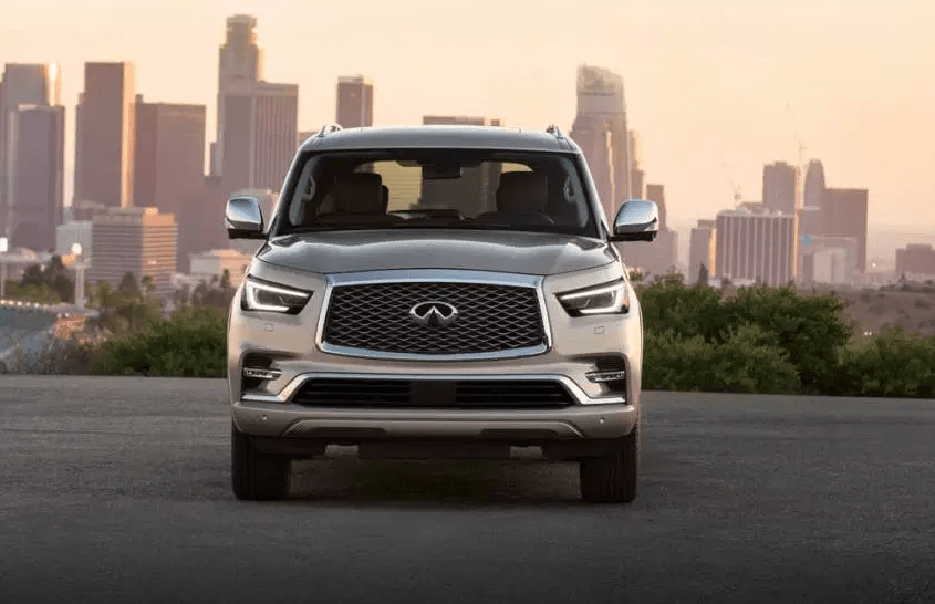 16 The 2020 Infiniti Qx80 Changes Redesign And Concept