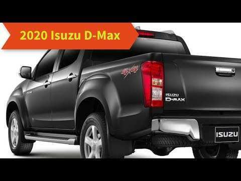 16 The 2020 Isuzu Dmax Specs And Review