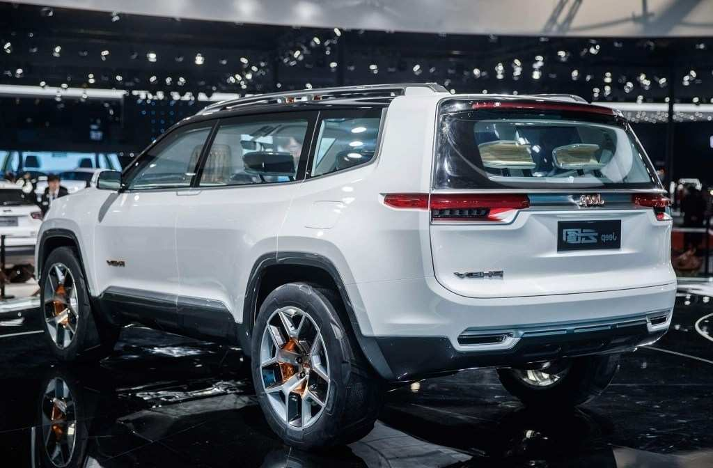 16 The 2020 Jeep Cherokee Overview
