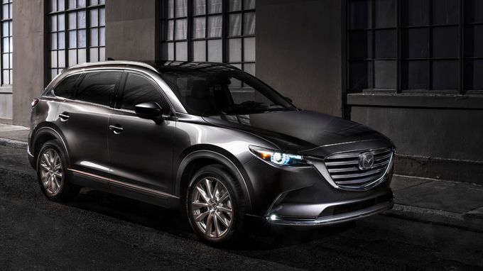 16 The 2020 Mazda Cx 9 Concept And Review