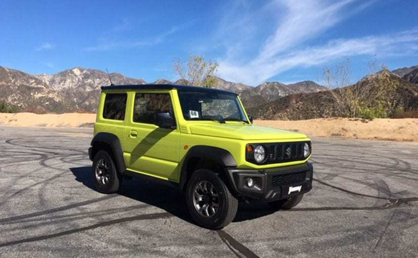 16 The 2020 Suzuki Jimny Model Performance And New Engine