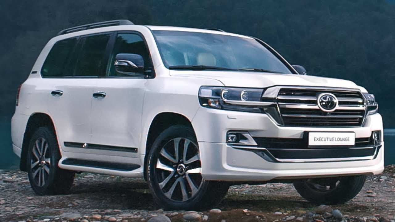 16 The 2020 Toyota Land Cruiser History