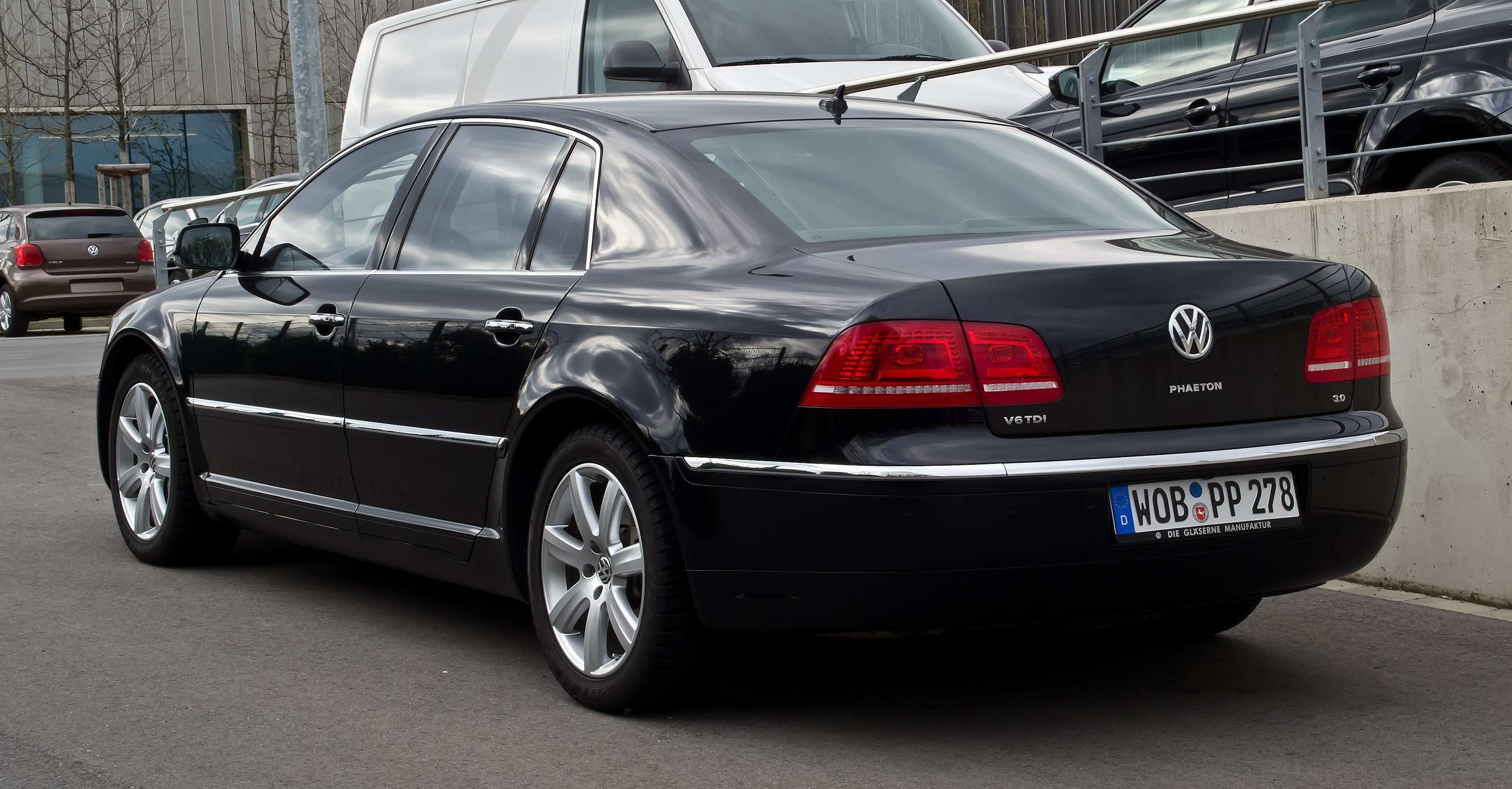 16 The 2020 VW Phaeton Redesign And Review
