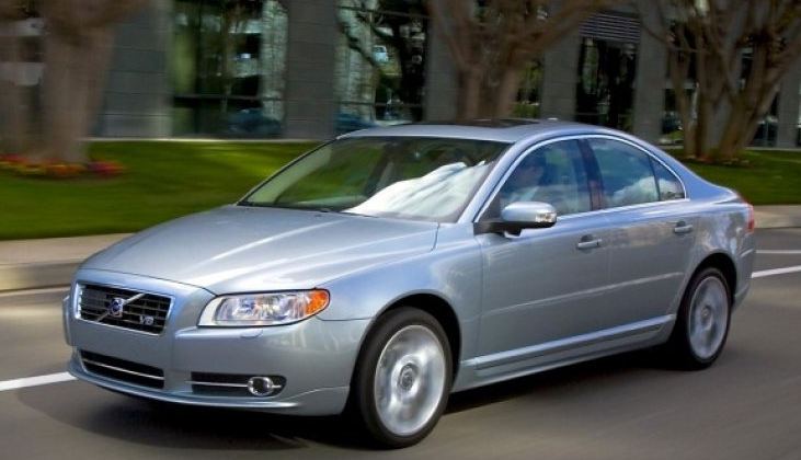 16 The 2020 Volvo S80 Photos
