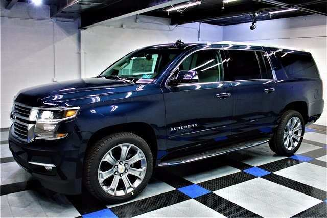 16 The Best 2019 Chevy Suburban New Model and Performance