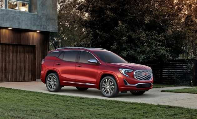 16 The Best 2019 GMC Envoy Overview