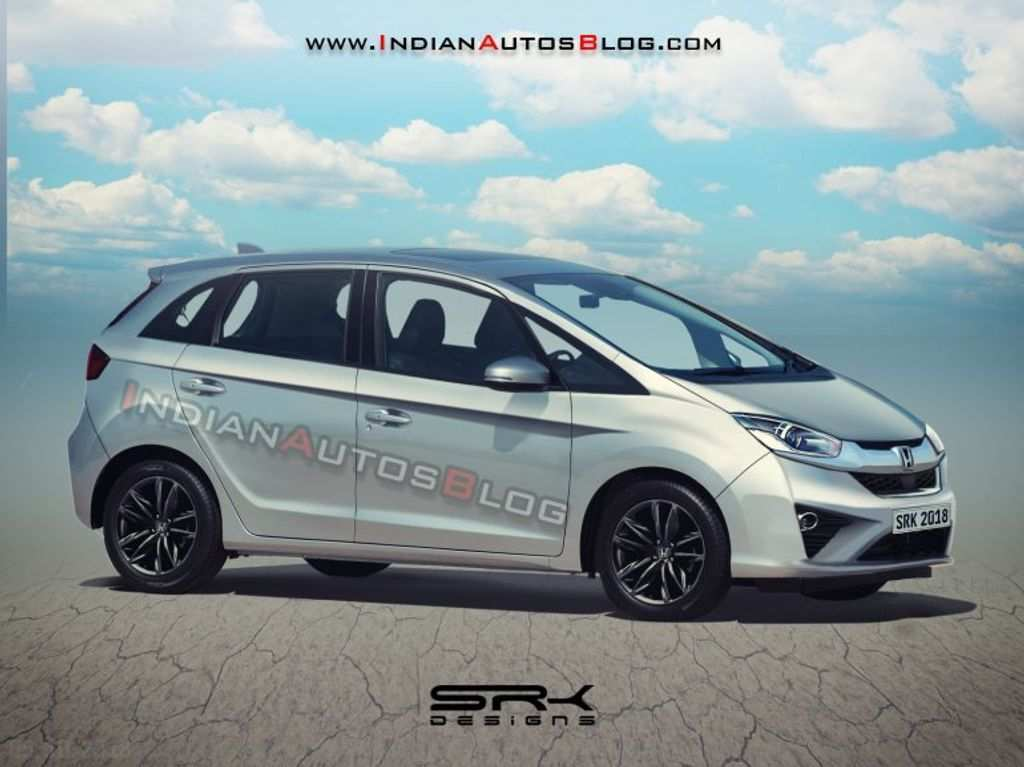 16 The Best 2019 Honda Jazz Picture