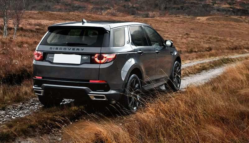 16 The Best 2019 Land Rover Discovery Sport Pictures