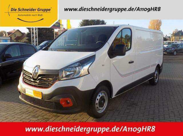 16 The Best 2019 Renault Trafic Price
