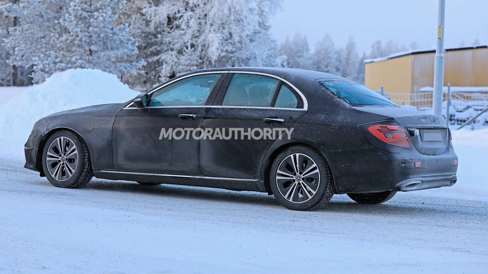 16 The Best 2019 The Spy Shots Mercedes E Class Redesign