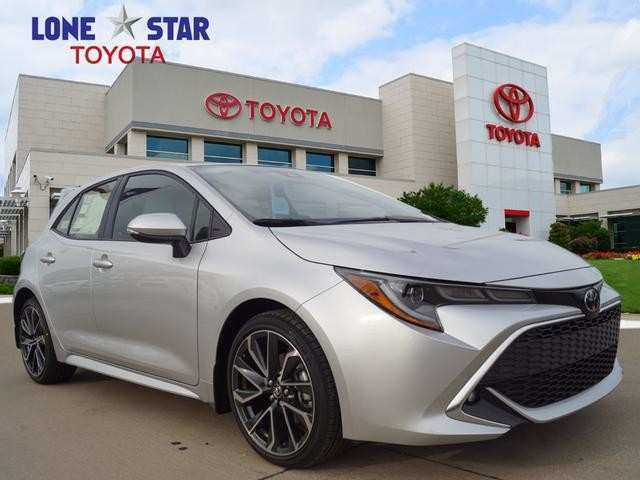 16 The Best 2019 Toyota Corolla Hatchback Price And Release Date