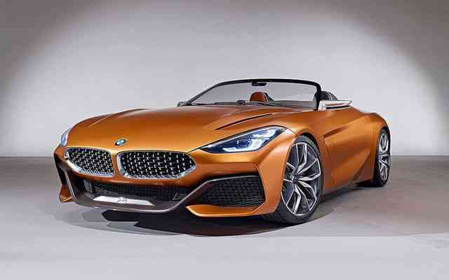 16 The Best 2020 BMW Z4 Roadster Price Design And Review