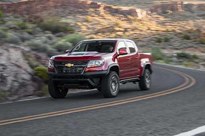16 The Best 2020 Chevrolet Colorado Z72 Exterior And Interior