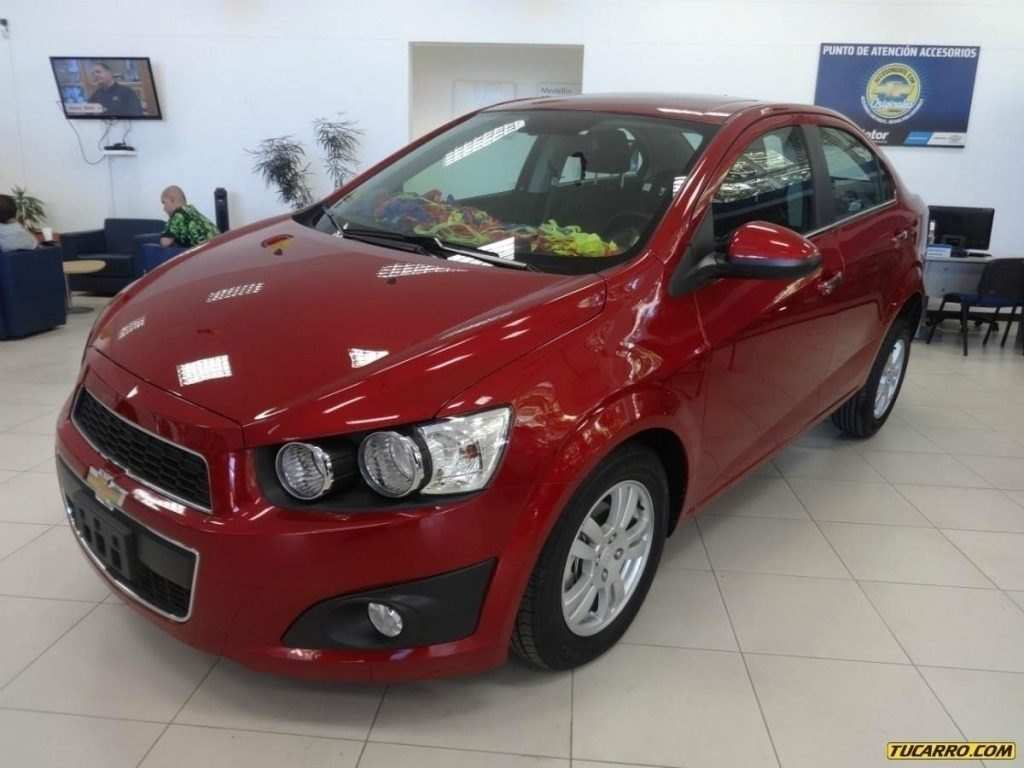 16 The Best 2020 Chevy Sonic Ss Ev Rs Picture