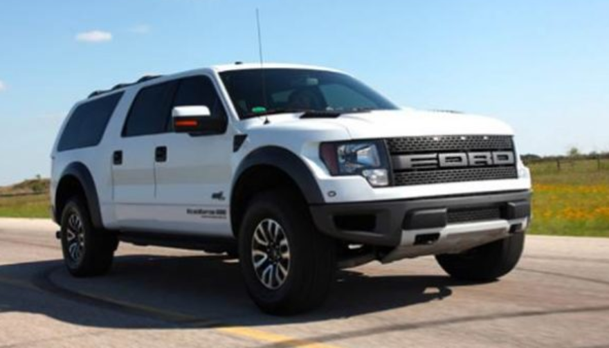 16 The Best 2020 Ford Excursion New Review