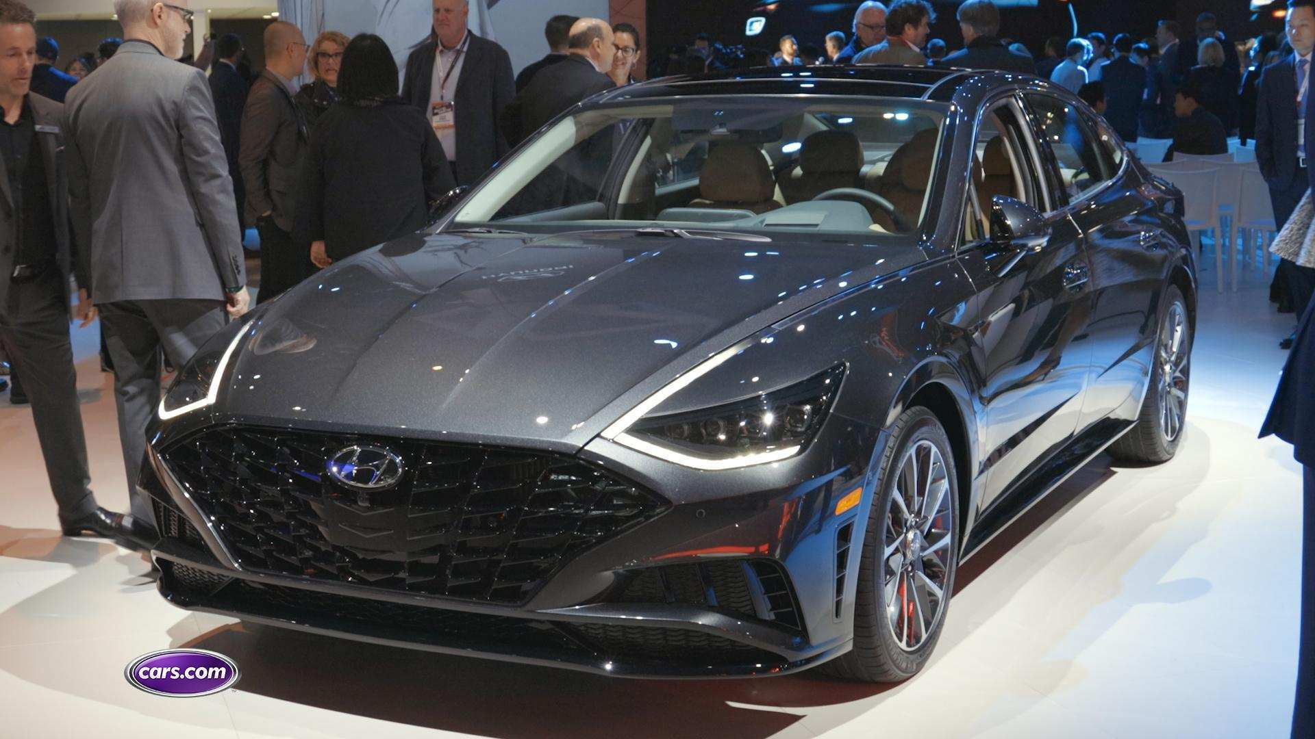 16 The Best 2020 Hyundai Sonata Redesign Photos