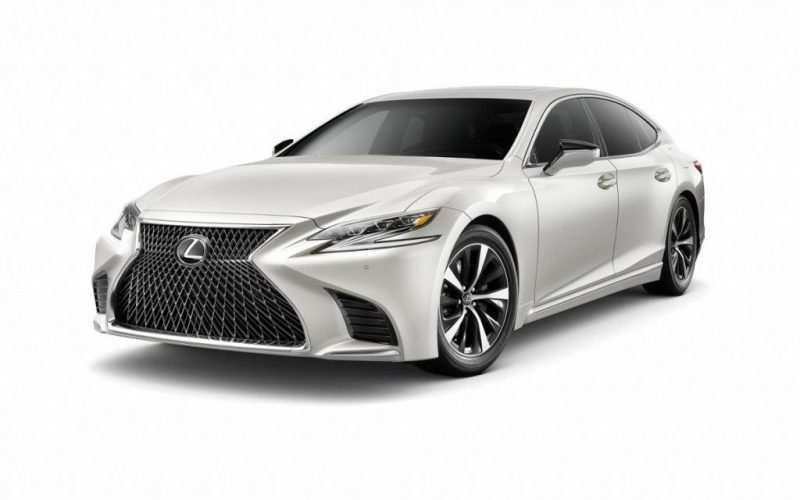 16 The Best 2020 Lexus Ls 460 Price Design And Review