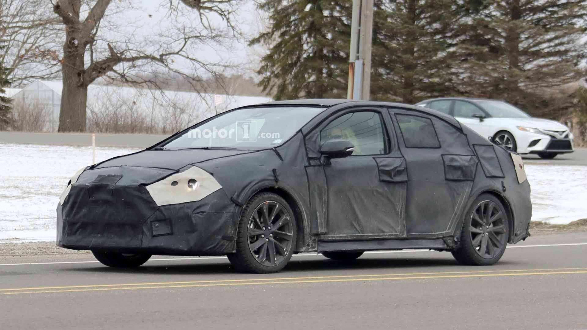 16 The Best 2020 New Toyota Avensis Spy Shots Performance And New Engine