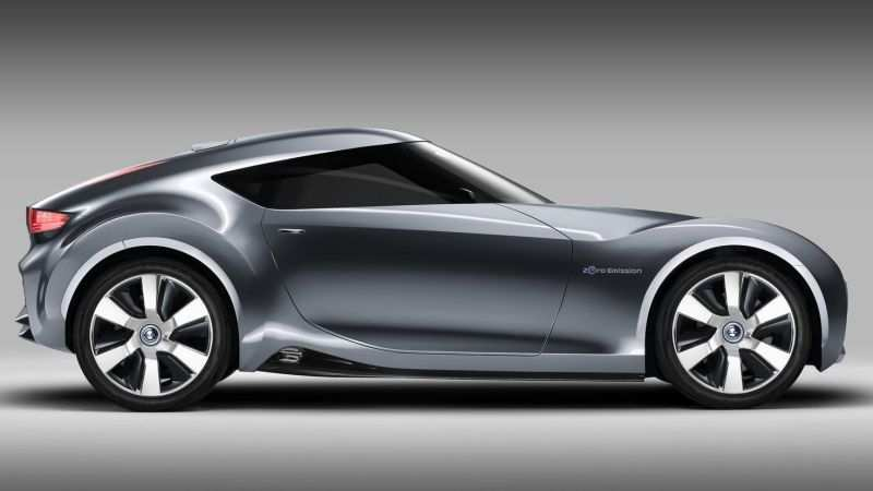 16 The Best 2020 Nissan Z Spy Shoot