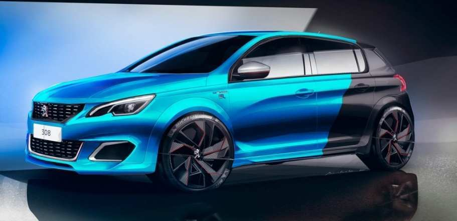 16 The Best 2020 Peugeot 308 New Model And Performance